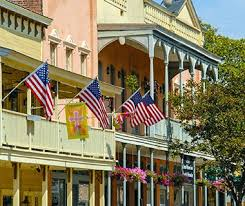 Most Picturesque Towns In Usa by America U0027s Most Beautiful Town Squares Travel Leisure