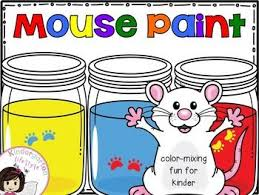 67 best mouse paint activities images on pinterest mouse paint