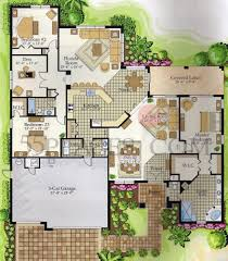 55 Harbour Square Floor Plans by Barcelona Floorplan 3000 Sq Ft Solivita 55places Com