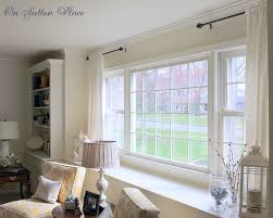 large window treatment ideas pictures large window treatments ideas best image libraries