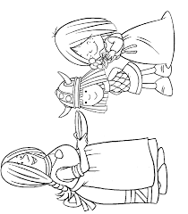 wicky viking coloring pages coloring