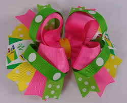 back to school hair bows adorable hair bows from etsy my highest self