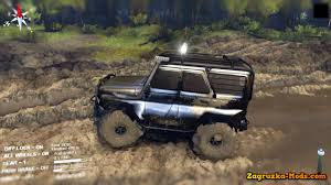 uaz hunter tuning uaz hunter for spin tires 2014 download game mods ets 2 ats