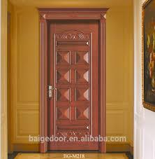 Indian Home Door Design Catalog Bg M101wooden Double Panel Doors Design Teak Wood Double Door