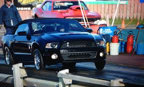 Mustang Shelby Gt500 Black 2011 Ford Mustang Shelby Gt500 1 4 Mile Drag Racing Timeslip Specs