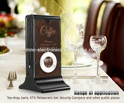 Phone Charging Stand by Restaurant Portable Cell Phone Power Bank Charging Station With