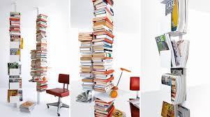 librerie vendita libreria design totem aluminium stand sololibrerie vendita