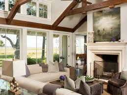 Ceiling Fans For High Ceilings by Clerestory Windows Wood Trusses Ceiling Fans Cathedral Beams