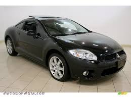 eclipse mitsubishi black 2007 mitsubishi eclipse se coupe in kalapana black 067357