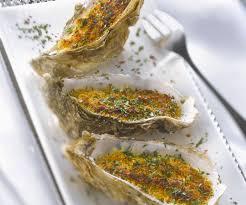cuisiner les huitres recette rapide et onctueuse huîtres gratinées en persillade