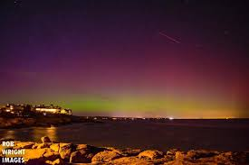 can you see the northern lights in maine northern lights visible sunday in parts of new england the boston