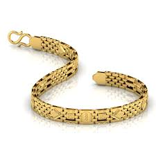 bracelet gold mens images Geometric lined mens bracelet jewellery india online caratlane jpg