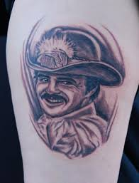 burt reynolds by ryan cook tattoos
