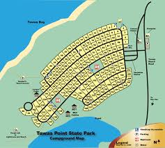 Michigan Campgrounds Map by Campground Page On The Trinity Campers Of Michigan Website Created