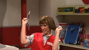 Stewart Mad Tv Meme - watch target lady classic peg from saturday night live nbc com