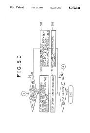 patent us5272321 automatic vending machine having a bar code