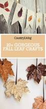 thanksgiving crafts for elderly 30 fall leaf crafts diy decorating projects with leaves