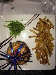 cuisine et delice le burger kawan et ses frites maison un délice picture of kawan
