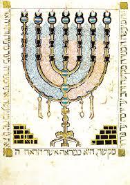 menorah tree of magdalene patterns of creation