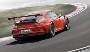 porsche gtr 3 the new 2016 porsche 911 gt3 rs revealed at geneva motor show