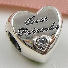 friendship heart 2017 2015 new 925 sterling silver friendship heart charm pendant