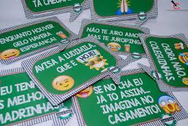 Top Plaquinhas para foto Chá Bar e Boteco Heineken @XA21