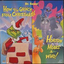 amazon com how the grinch stole christmas horton hears a who