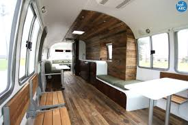 mid century modern baseboard kitchen kitchen unit painters airstream trailer review hydronic