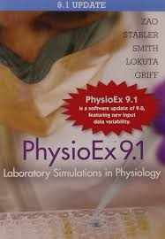 physioex 9 1 cd rom integrated component peter zao timothy n