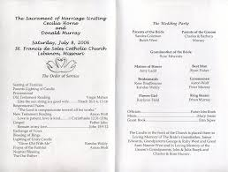 50th wedding anniversary program templates wedding ideas wedding party program exles template