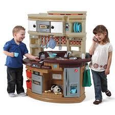 Step Two Play Kitchen by Family Fun Kitchen Sam U0027s Club