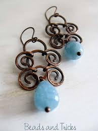 Aegean Chandelier Earrings Turquoise Blue 6083 Best Jewelry Wire Earrings 1 Images On Pinterest Jewerly