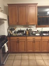 should i use chalk paint for kitchen cabinets chalk paint kitchen cabinets 2 amazing before afters and