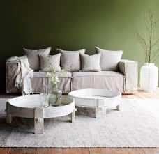 Home Textile Design Studio India Nomad India White Corn Grinder As Coffee Table Ideas Interior