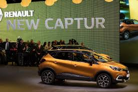 renault have pulled the cover off the facelifted captur at the