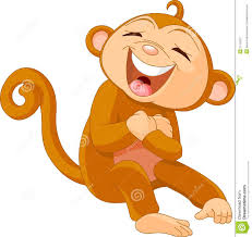laughing monkey royalty free stock photography image 21156317