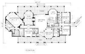 colonial revival house plans plan floor stupendous charvoo