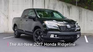 2017 honda ridgeline black edition 2017 honda ridgeline black edition overview autonation youtube