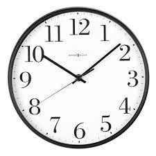 Wall Clocks Howard Miller Accuwave Wall Ii 12 25 In Wall Clock Hayneedle