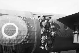 6 june 1944 2000 second wave of glider troops depart