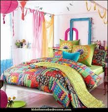 Exotic Comforter Sets Bohemian Exotic Bedding Colorful Modern Duvet Cover My Boho