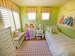 Bedroom Designs For Girls Green Bedroom Shared Bedroom With Upper Pink Wall And Lower Green Wall