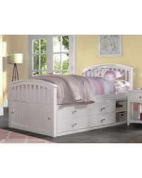 kids captain bed spring sale ne kids barrett captain s bed twin white finish