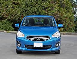 mitsubishi mirage sedan 2017 mitsubishi mirage g4 sel sedan road test the car magazine