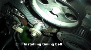 maintenance cost of lexus rx330 lexus timing belt water pump youtube
