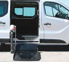 pedana per disabili nuovo fiat talento trasporto disabili focaccia