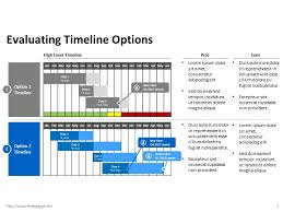 more project timeline templates u2013 strategy powerpoint templates