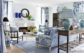 Sikes by Mark D Sikes Interior Design Blue And White House Tour
