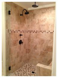 Master Shower Ideas by Tile Shower With Bench 9
