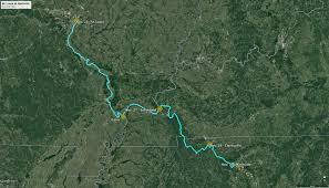 Cumberland River Map Thank You Hiram Scott Part 3 Blackenedroots Com